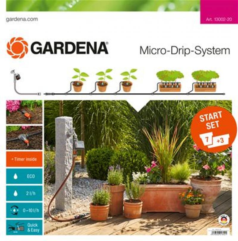 Набор для полива Gardena 13002-20.000.00 от OLDI
