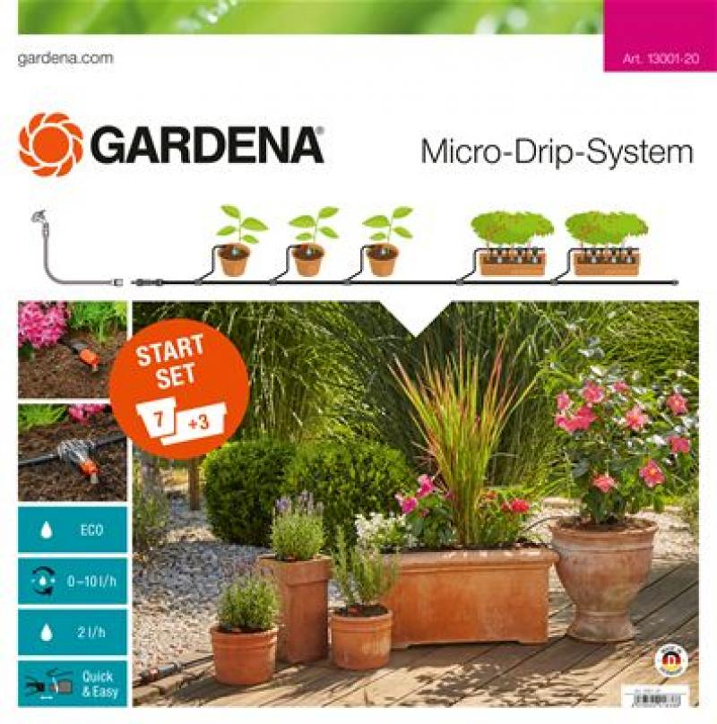 Набор для полива Gardena 13001-20.000.00 от OLDI