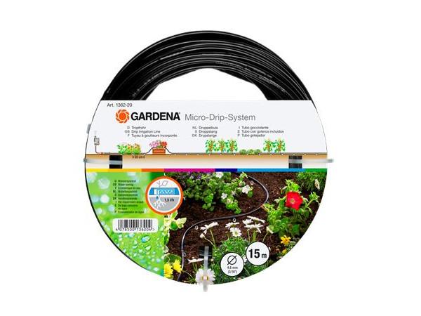 Шланг Gardena 01362-20.000.00 шланг сочащийся gardena 01362 20