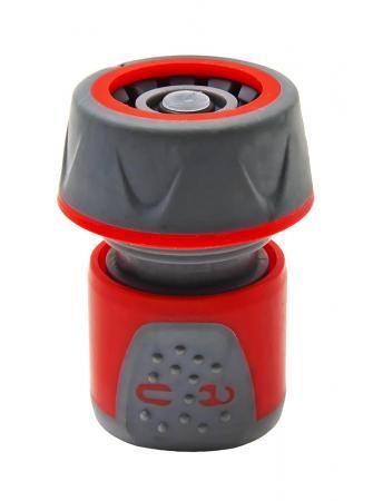 Соединитель QUATTRO ELEMENTI 241-253 быстроразъемный для шланга 3/4 дождеватель quattro elementi 241 376