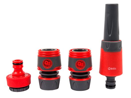 Набор QUATTRO ELEMENTI 646-195 поливочный 1/2 и 3/4 мягкий пластик kkk turbo charger 06a145704m 06a145702 06a145704p turbine core assembly chra 225hp apx for audi tt quattro 1 8 t 1999 2002
