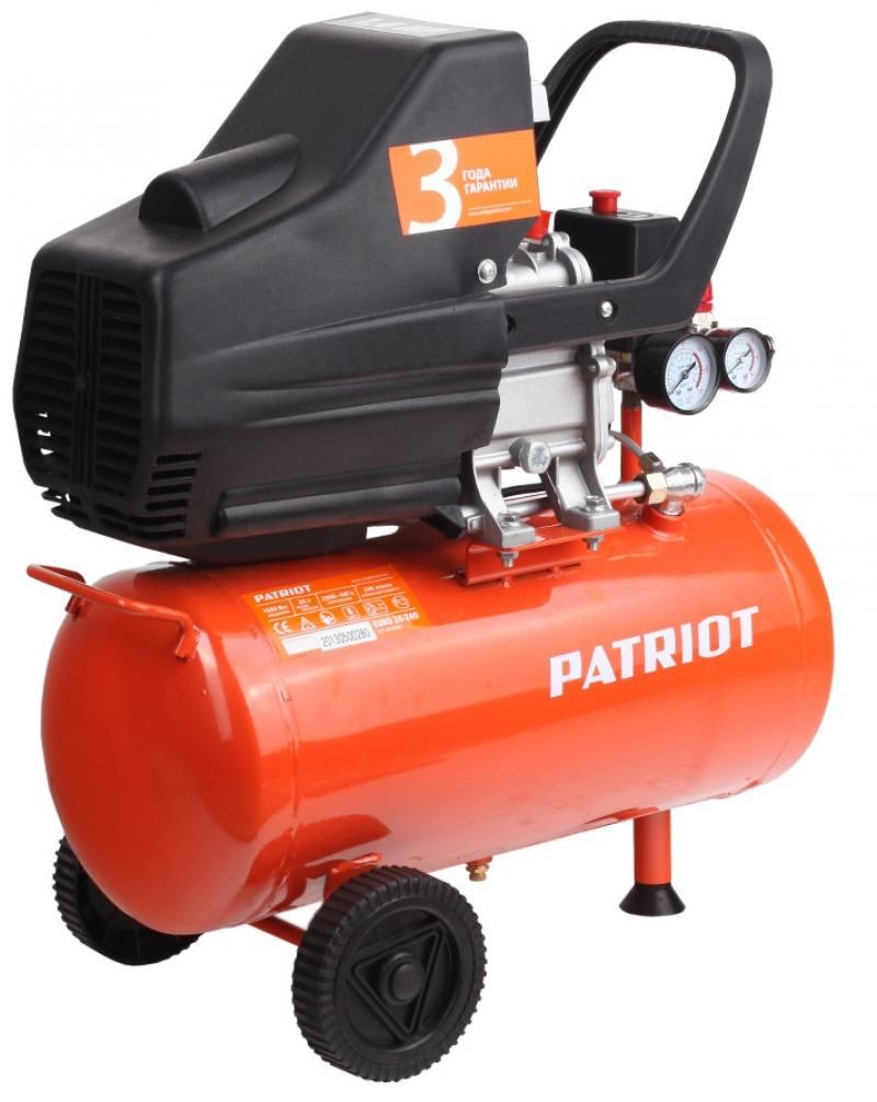 Компрессор Patriot Euro 24-240 поршневой 525306365