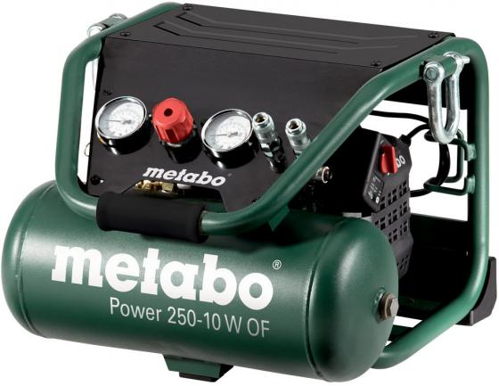 Компрессор Metabo 250-10 W OF безмасляный 601544000 компрессор metabo power 25010 w of 601544000