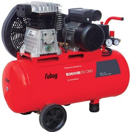 Компрессор Fubag B3600B/50 CM3 поршневой 28DV504KOA646 fubag компрессор vdс 400 50 cm3