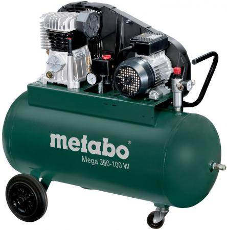 Компрессор Metabo MEGA 350-100 W компрессор metabo power 250 10 w of 601544000