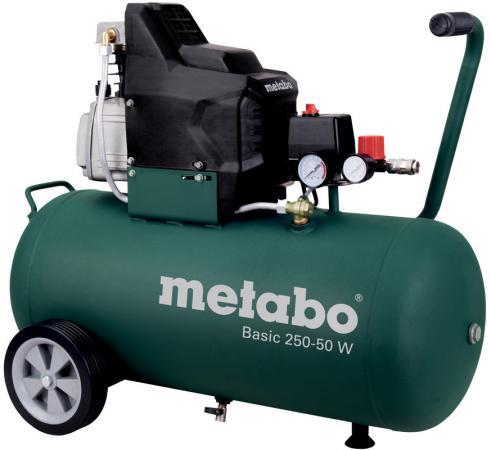 Компрессор Metabo 250-50Wмасляный поршневой 601534000 компрессор масляный
