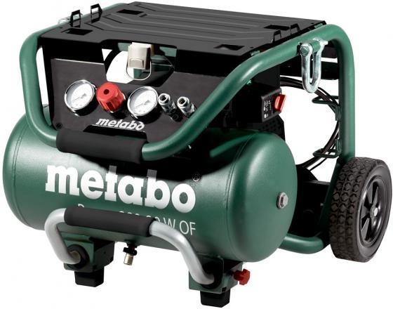 Power280-20WOFКомпрессор безм.1,8кВт,20л,150/м компрессор metabo power 25010 w of 601544000