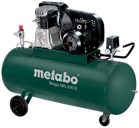 MEGA 580-200 D Компр.3кВт,580/м,400В,11б,200л