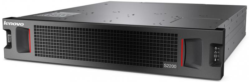 Дисковый массив Lenovo Storage S2200 SAS SFF Chassis Dual Controller 64112B4 d1250 1u ultra short chassis pos chassis itx chassis monitoring routing chassis
