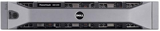 Дисковая полка Dell PV MD1200 210-30719-51 дисковая полка dell pv md1220 210 30718 41
