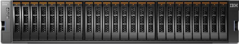 Дисковая полка IBM Storwize V3700 SFF Dual Expansion Enclosure 2U 6099SEU aluminum project box splitted enclosure 25x25x80mm diy for pcb electronics enclosure new wholesale
