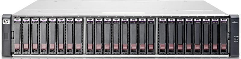 Дисковый массив HP MSA 2040 ES SFF x24 K2R81A hp hp msa 2040 m0t60a