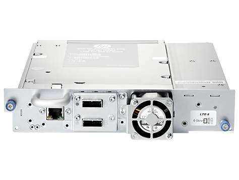 Ленточный автозагрузчик HP MSL LTO-6 Ultrium 6250 SAS Half Height Drive Kit для MSL2024/4048/8096 ленточный накопитель hpe lto 7 sas drive upgrade kit n7p37a