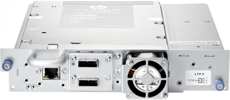 Ленточный массив HP MSL LTO-6 Ultr 6250 FC Drive Upg Kit C0H28A от OLDI