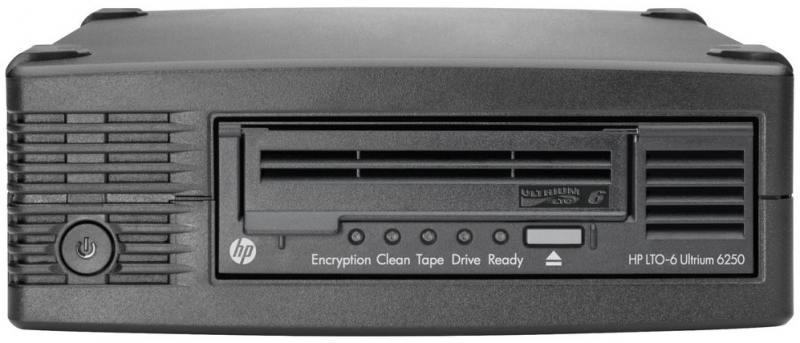 Ленточный привод HP Ultr 6250 LTO-6 Tape DR 1U Rackmount C0L99A от OLDI