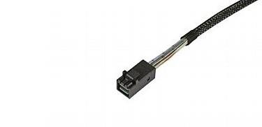 Кабель LSI LSI00409 SFF8643-X4 SATA 0.5м