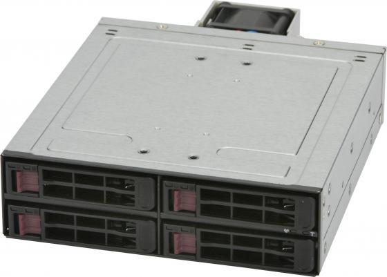 Корзина для дисков SuperMicro CSE-M14TQC корзина supermicro для жестких дисков cse m35tqb