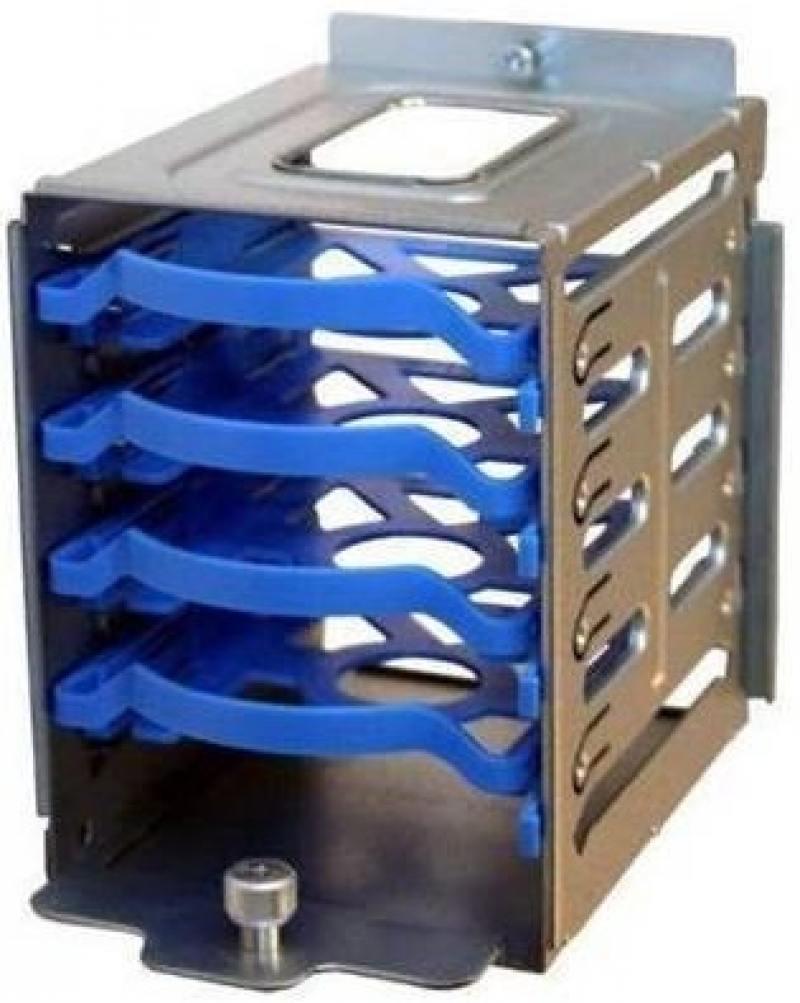 Корзина для дисков SuperMicro 4x2.5 MCP-220-73201-0N корзина для дисков supermicro 2x 2 5 mcp 220 82609 0n