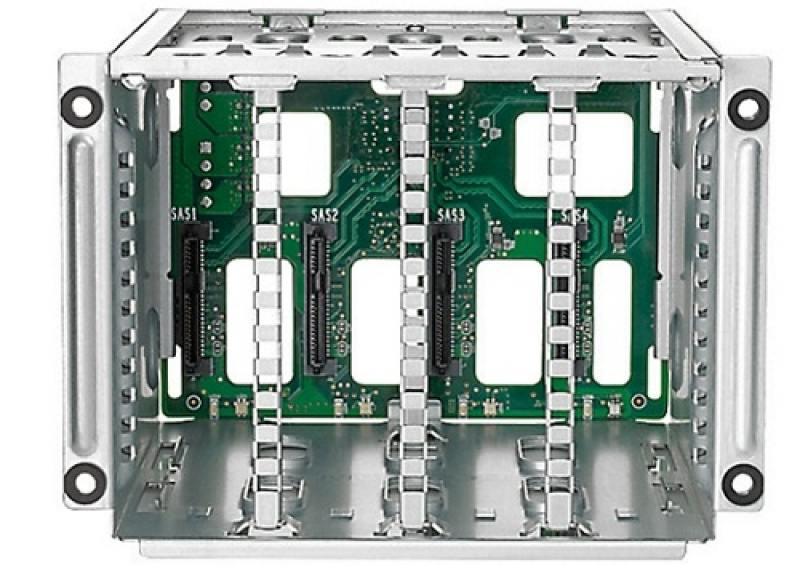 Корзина для HDD HP DL380 Gen9 8SFF Cage Bay2/Bkpln Kit 768857-B21