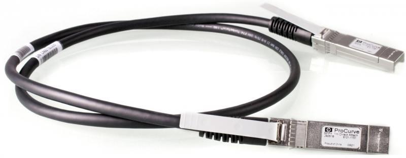 Кабель HP X240 10G SFP+ SFP+ 1.2m DAC JD096C