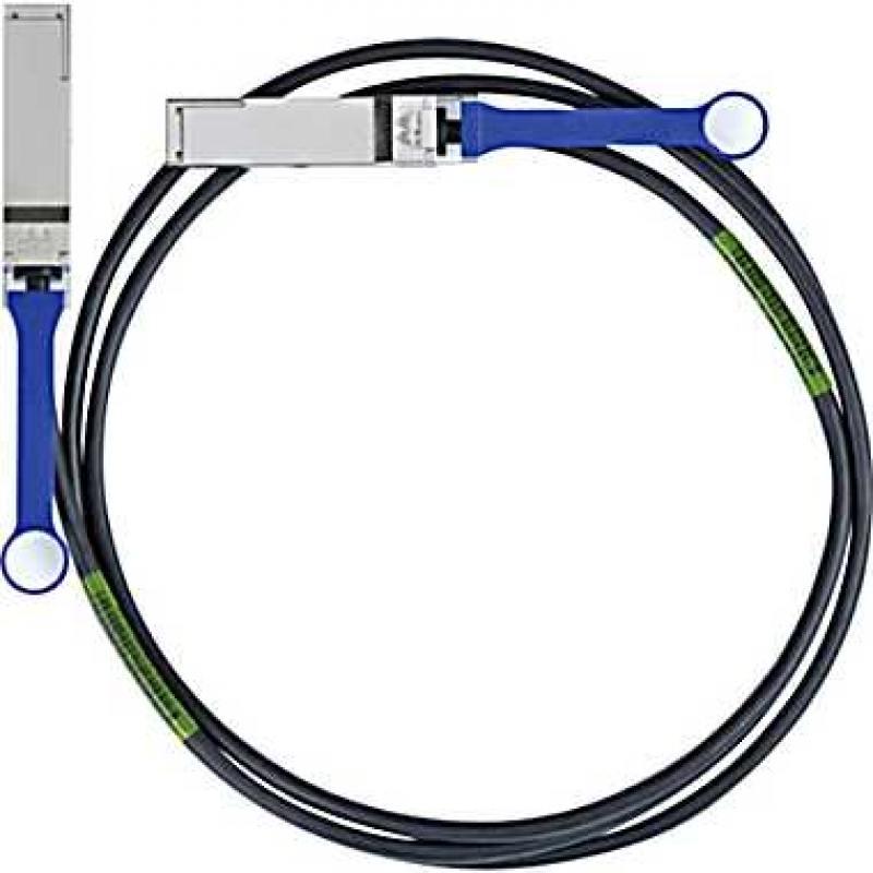 Кабель Mellanox passive copper cable ETH 10GbE 10Gb/s SFP+ 3m MC3309130-003 кабель mellanox passive copper cable eth 10gbe 10gb s sfp 1m mc3309130 001