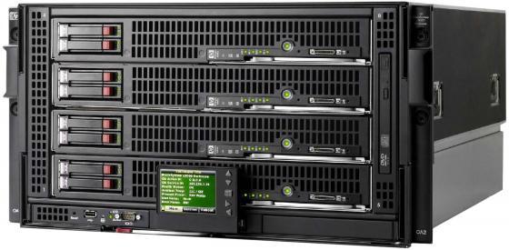 Шасси HP BLc3000 4 AC 6 Fan Full IC Plat Encl 696908-B21