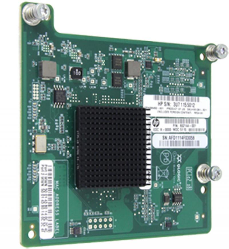Плата коммуникационная HP Fibre Channel QMH2572 8Gb Adapter 651281-B21 от OLDI