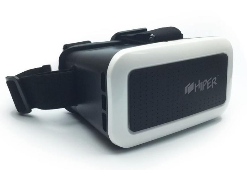 Очки виртуальной реальности HIPER VRM от OLDI