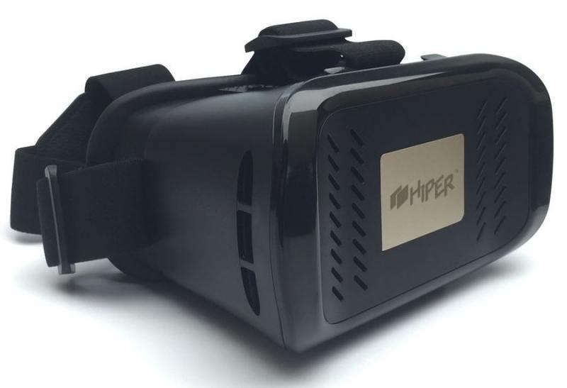 Очки виртуальной реальности Hiper VRX от OLDI
