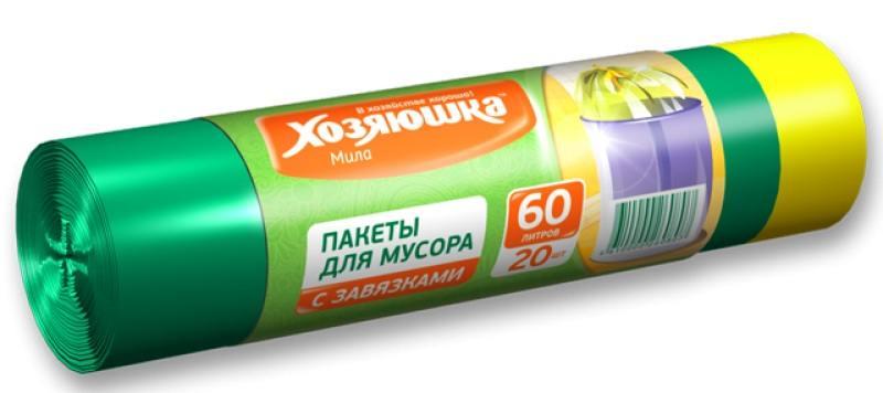 Пакеты для мусора Хозяюшка Мила 07006 от OLDI