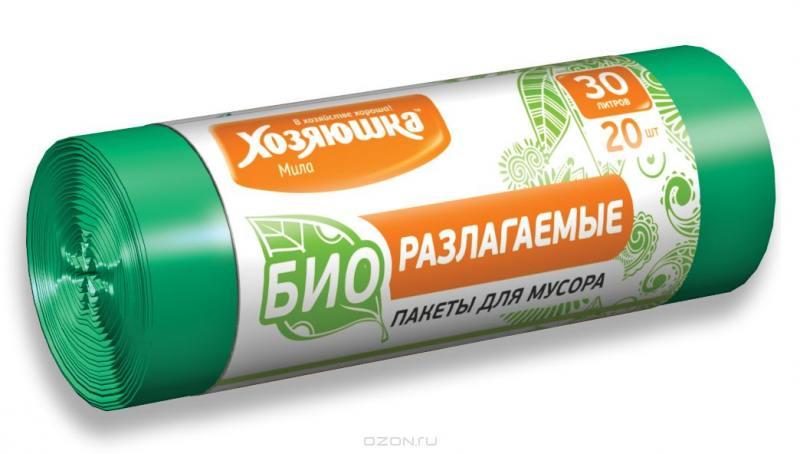Пакеты для мусора Хозяюшка Мила 07025 салфетка бытовая хозяюшка мила 04001 мила 04001