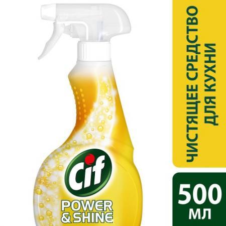 CIF Чистящее средство для кухни Легкость чистоты 500мл средство чистящее cif washroom 2 в 1 для туалетных комнат 750 мл