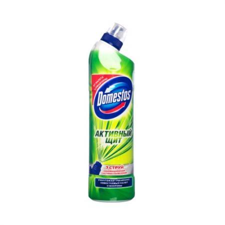 Domestos чистящее средство для унитаза активный