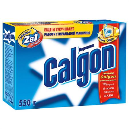 CALGON Средство для умягчения воды 2в1 550 г средство calgon д умягчения воды 12шт
