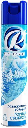 RIO ROYAL Освежитель воздуха Горная свежесть 300мл адамчик м сост японская гравюра