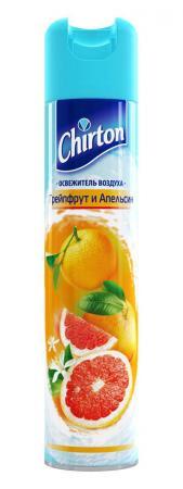 CHIRTON Освежитель воздуха Грейпфрут и Апельсин 300мл
