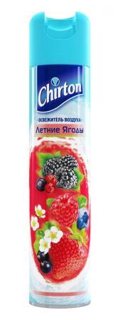 CHIRTON Освежитель воздуха Летняя ягода 300мл освежитель воздуха chirton летняя ягода 300 мл