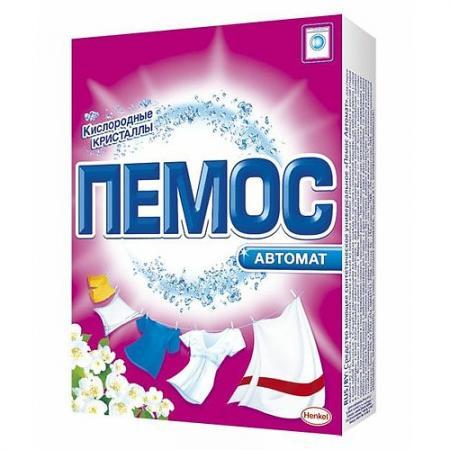 ПЕМОС Порошок стиральный Автомат Колор 350г стиральный порошок пемос color 350г