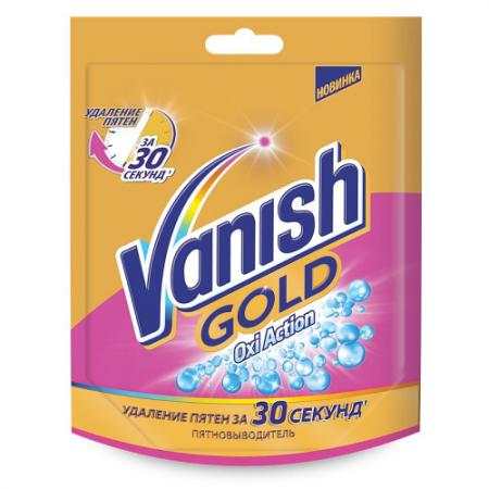 VANISH GOLD OXI Action Пятновыводитель 250г vanish gold oxi action пятновыводитель 500 г