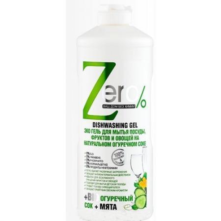 ZERO Гель для мытья посуды ово...