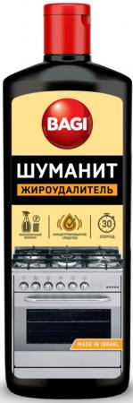 Баги Средство для удаления жира Шуманит Эконом 270г средство от известкового налета bagi шуманит 550 мл
