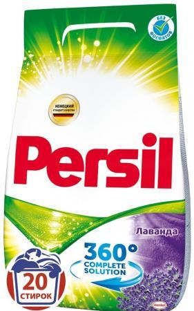 PERSIL 360 Порошок стиральный Лаванда 3кг стиральный порошок колор persil 3 кг