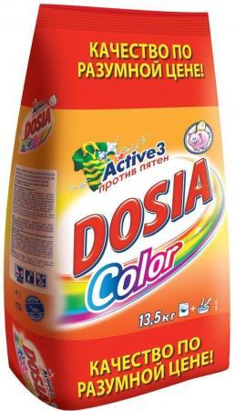 DOSIA Стиральный порошок автомат COLOR 13,5 кг стиральный порошок top house концентрированный суперэффективный автомат 1 кг 804059