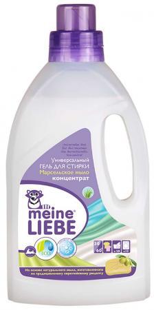 Гель для стирки Meine Liebe Марсельское мыло концентрат ML31105 800мл meine liebe таблетки для посудомоечной машины all in 1