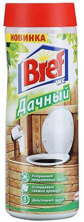 BREF Дачный Средство для дачного туалета 450г чистящее средство для унитаза bref сила актив с хлор компонентом 50г
