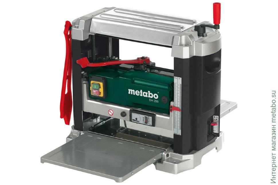 Рейсмусовый станок Metabo DH 330 станок циркулярный metabo bks 450 plus 5 5 dnb 104605000