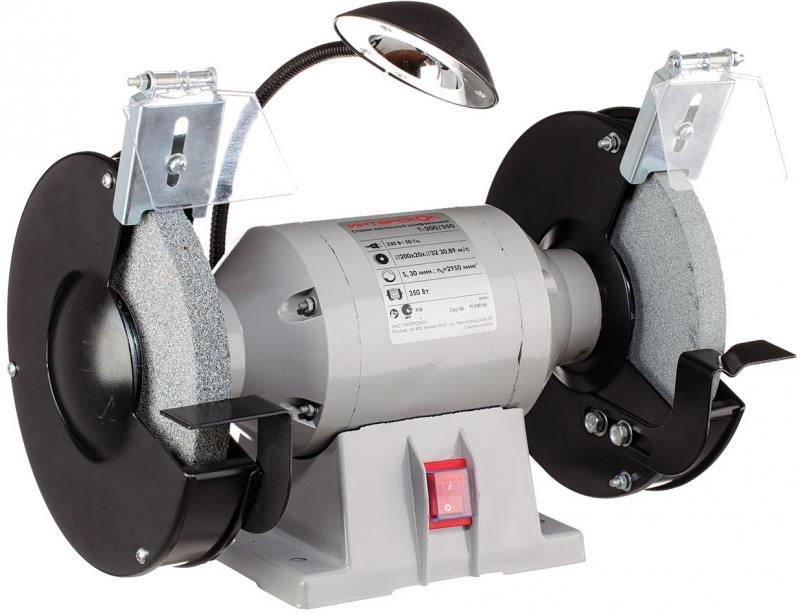 Станок точильный Интерскол Т-200/350 точильный станок dwt ds 150 ks