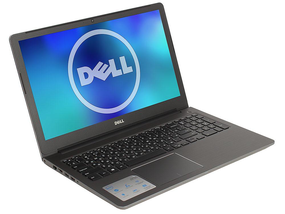 Ноутбук Dell Vostro 5568 (5568-1113) i3-6006U (2.0) / 4Gb / 500Gb / 15.6 HD AG / Intel HD Graphics 620 / Win10 / Grey фотоаппарат sony ilce 6000ls