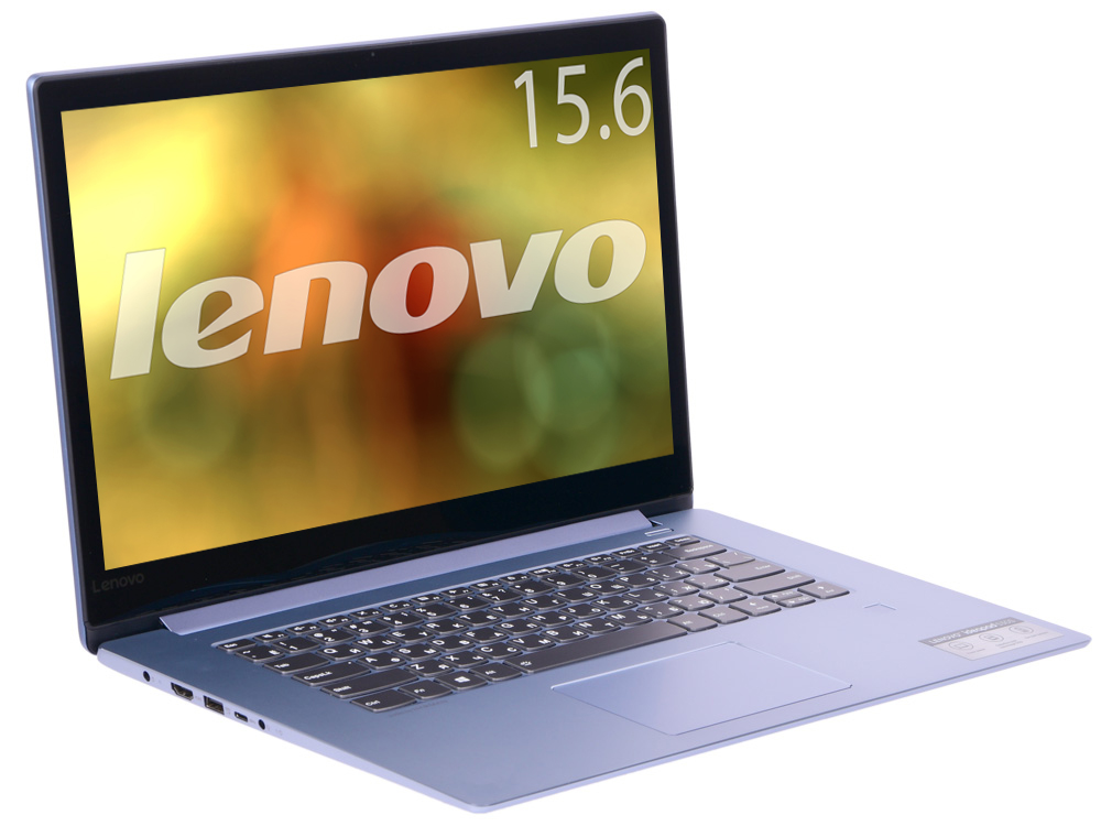 Ноутбук Lenovo IdeaPad 530s-15IKB (81EV003XRU) i5-8250U/8G/256G SSD/15.6FHD IPS/Mx150 2G/BT/Win10 blue