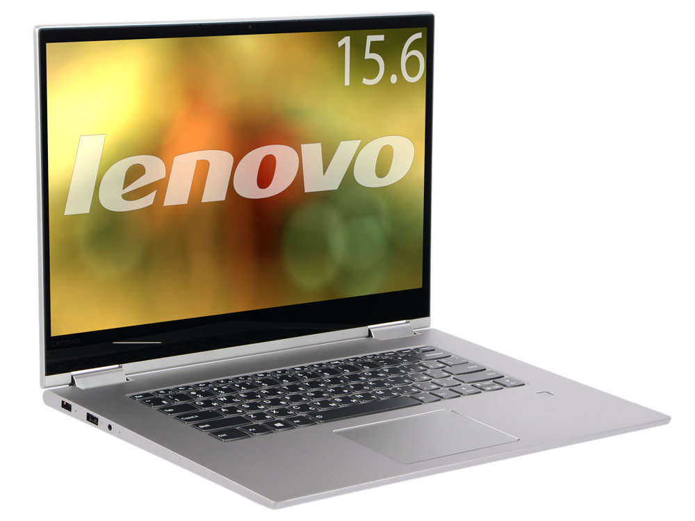 Ноутбук Lenovo Yoga 730-15IWL (81JS000RRU) Core i7 8565U (1.8) / 16Gb / 256Gb SSD / 15.6 FHD IPS Touch / GeForce GTX 1050 4Gb / Win 10 Home / Gray metallic ноутбук
